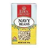 Eden Navy Beans - 16 oz