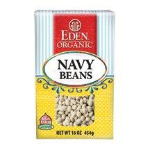 Eden Navy Beans - 16 oz by Eden