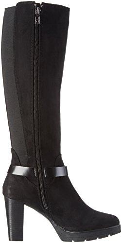 Femme Bottess 1690805 Tom Tailor Noir wfzO86q