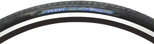 Terry TellusTire 650x28 w/Puncture Protection Black