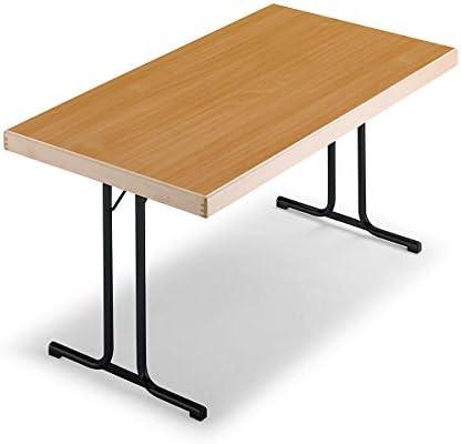 Mesa plegable - Doble de T de soporte de estructura - 1200 x 800 ...
