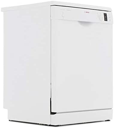 Bosch Serie 2 Active Water SMS25AI00G 12 Place Freestanding Dishwasher - Silver
