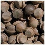 WIDGETCO 5/16'' Walnut Button Top Wood Plugs