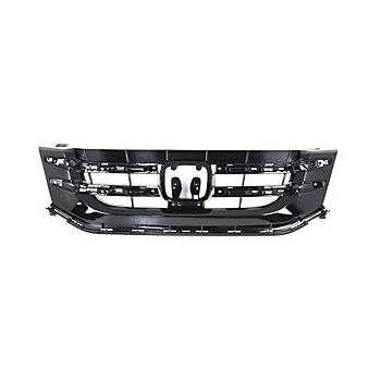 402-20149 HO1202103 71122SHJA01 CarPartsDepot Front Bumper Grille Chrome Molding Outer Shell Moulding
