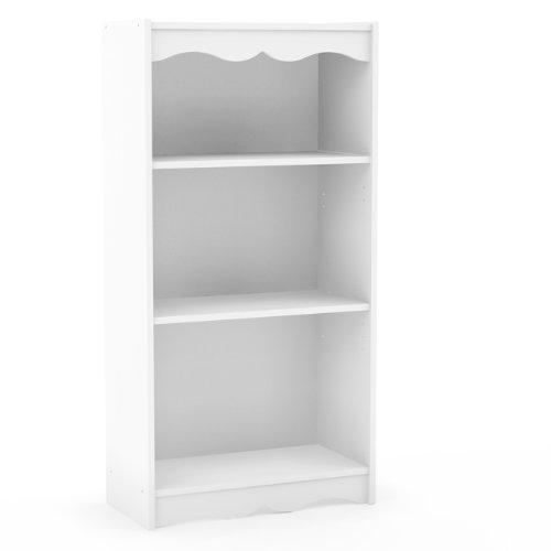 Sonax S-017-NHL Hawthorn Tall Bookcase, 48