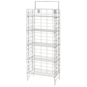 Retail Snack Display Rack, 5 Shelf by Retail Resource