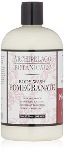 Archipelago Pomegranate Body Wash, 17 Fl Oz