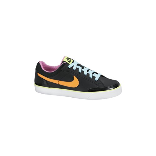 gs Capri Orng glcr Baskets Ic vlt 3 Noir Mode Ic Fille atmc black Ltr Nike qtRpPwvdp