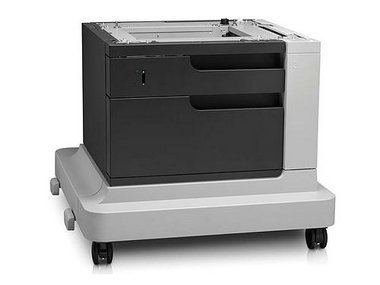 Hewlett Packard Laserjet M4555 Mfp1X500Sht Ip Cabinet Paper Feeder