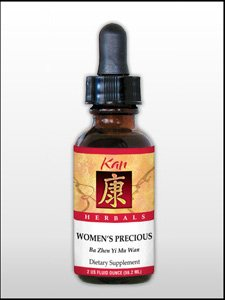 Alcohol Ginseng Red Chinese (Kan Herbs - Women's Precious 2 oz)