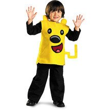 Disguise Wow! Wow! Wubzy! Costume #11503 Wubbzy Toddler (2T) -