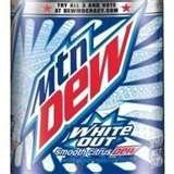 Mountain Dew White Out, 12-oz. Cans (Pack of 12)