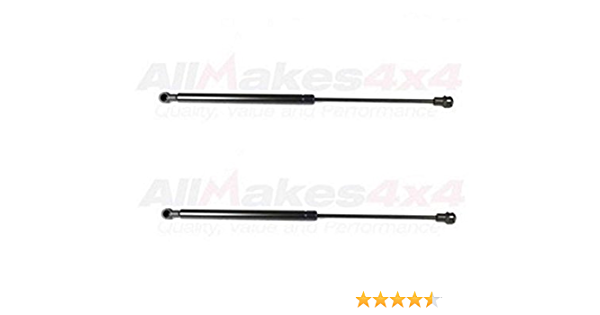 1 Pair Front Left /& Right Hood Lift Support Kit Fit for LAND ROVER LR3 LR4/Discovery 3 LR009106 SG387004 Hood Gas Spring Strut