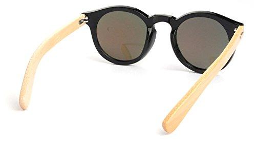 4023MC5 Wood hombre de para Frame Gafas Insun sol 84q11w