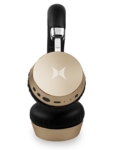 Amazon.com: Xtreme Cables Bluetooth Headphone for Smartphones/Tablets - Gold: Cell Phones & Accessories