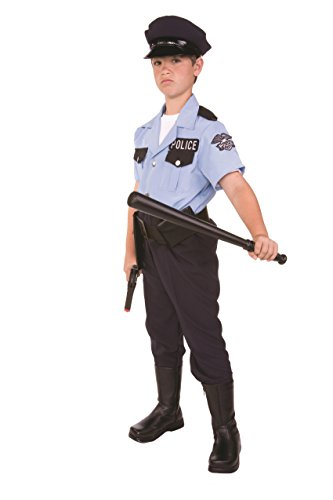 On Patrol Police Officer Kids Costume