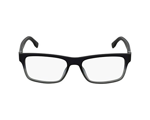 Boss Hugo Boss Eyeglasses - HUGO BOSS Eyeglasses 0729 0KAY Black Text Gray