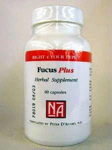 D'Adamo - Fucus Plus 60 vcaps