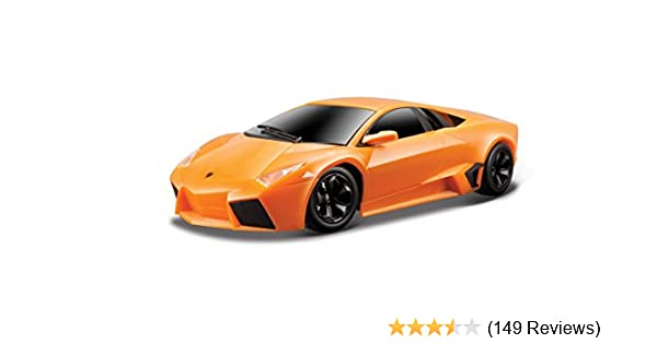 Maisto R/C 124 Scale Lamborghini Reventón Radio Control Vehicle (Colors  May Vary)