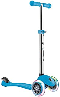 Globber - Patinete Primo, Color Azul Cielo (422-101): Amazon ...