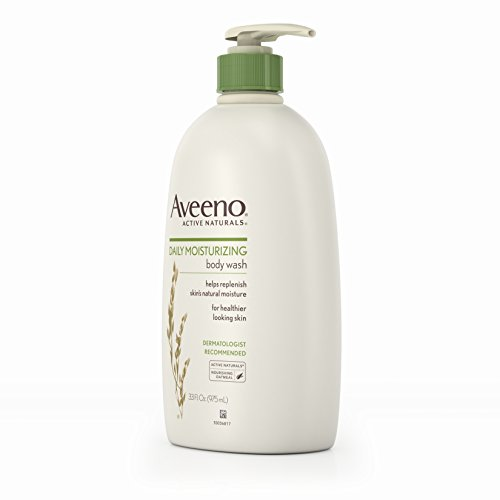 41BxVSQ5r8L Aveeno Daily Moisturizing Body Wash, 33 Fl. Oz