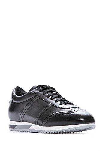 SANTONI Scarpe Sneaker Uomo Nero Primavera Estate Art 20780BAGYGOO M-G62 P18