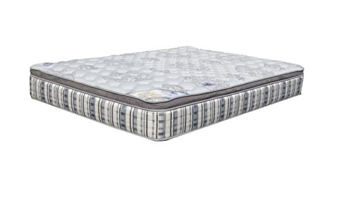 Elegance Euro Top RV Mattress Short Queen (60