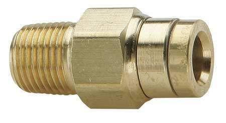 Parker 68PMT-6-6 Prestomatic Push-In Male Adapter 3//8 Tube X 3//8 NPTF