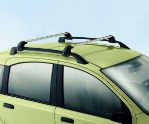 Aluminium Summit Roof Rack Cross Bars fits Volvo XC60 2008-2019 5 door