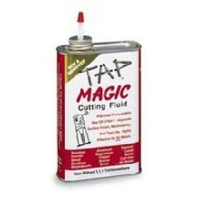 Tap Magic 10016E Fluid with Spout top Can and Ep-Xtra, 16 oz, Yellow (Pack of 12)