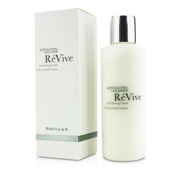 Re Vive Exfoliating Cleanser Soft Polishing Cream, 6 Ounce by Re Vive