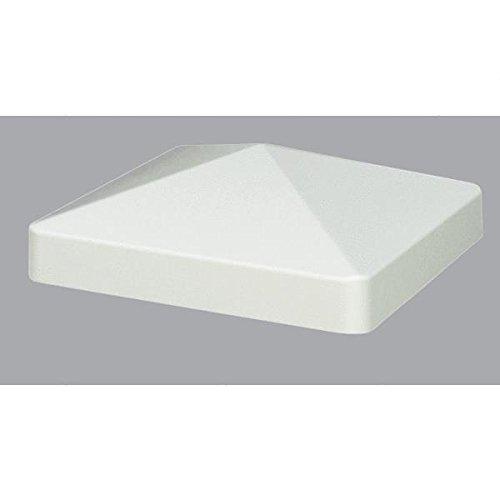 4 X 4 External Pyramid Vinyl Post (Vinyl Post Cap)