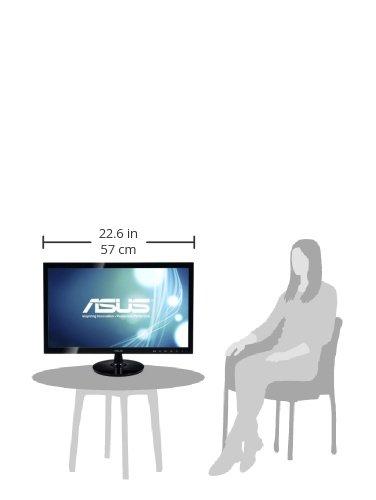 """Image ASUS VS248H-P 24"""" Full HD 1920x1080 2ms HDMI DVI VGA Back-lit LED Monitor no. 4"""