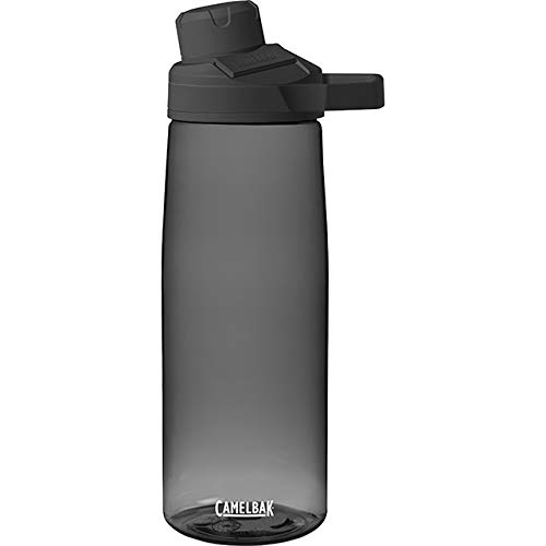 CamelBak Chute Mag BPA Free Water Bottle 25 oz, Charcoal
