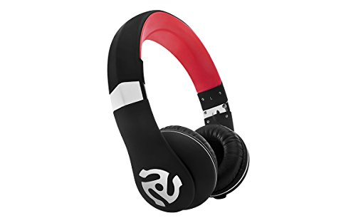 Numark HF325 On-Ear Black/Red