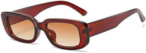 2020 Lunettes de soleil carrées Marque de luxe Voyage Petites lunettes de soleil rectangulaires Hommes Femmes Vintage Rétro Oculos Lunette De Soleil Femme