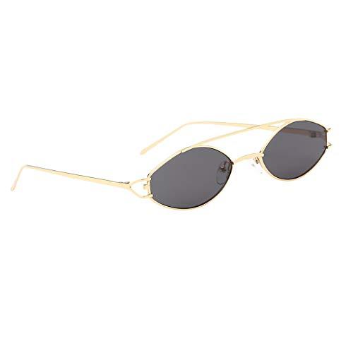 Cumpleaños Mujr Hombre 02 de al Blesiya B de Lentes Ojos para UV400 Aire Gafas Protección Fiesta Sol negro Regalo Libre Ovales de U1H61