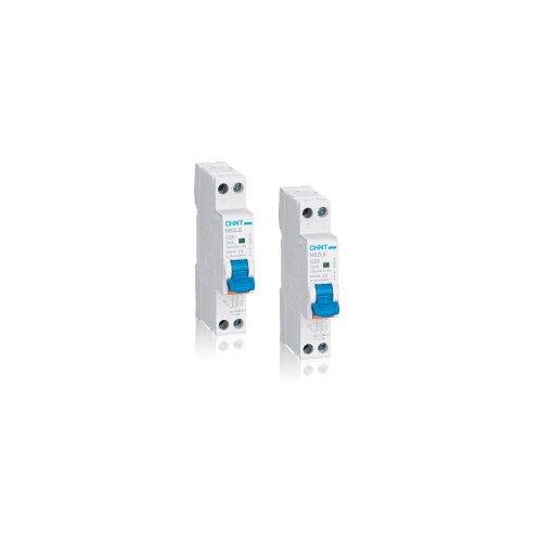 Chint Nb2le-c16Série Disjoncteur à courant résiduel, 16A, courbe C, 1P + N, AC type 16A Chint Europe (UK) Ltd