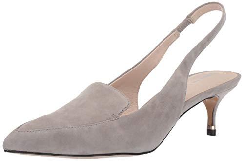 (Kenneth Cole New York Women's Riley 50 Loafer Slingback Pump Shoe, Grey, 8.5 M US)