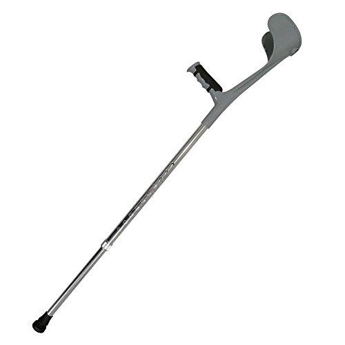 [보행보조재활지팡이]안주 상사 심플! 러《후스토란도쿠랏치》 지팡이 카프 클러치장 10단계 조절 가능(90.0cm~112.5cm 1.5cm씩 조절) 저스트 피트 그립 리허빌리테이션(재활훈련) 노인복지 보조 아웃도어 트래킹 폴