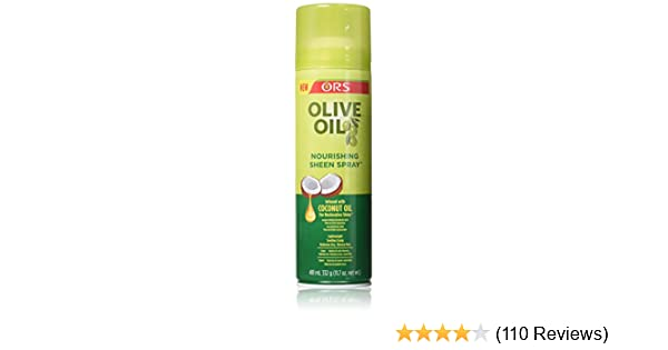 4e5f2e701ac Amazon.com   ORS Olive Oil Nourishing Sheen Spray 11.7 oz   Beauty
