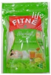30 Bags In Bag Fitne Green Tea Herb Weight Reduction Slim Fitness