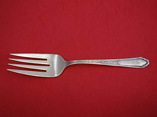 "Maintenon by International Sterling Silver Cold Meat Fork 8 7/8"" Serving"