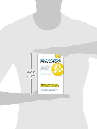 Body Language for Management In a Week A Teach Yourself Guide by McGraw-Hill Education