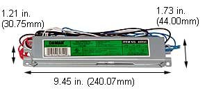 Replacement For UNIVERSAL B332IUNVEL-A Ballast
