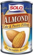 Solo Almond Filling 12.5oz