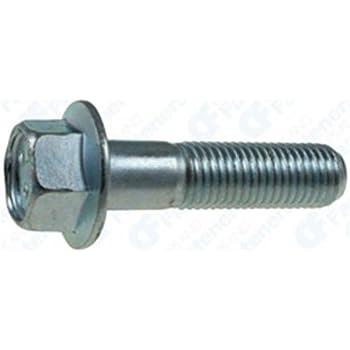 Small Head Hex Flange Bolts Clipsandfasteners Inc 10 M10-1.25 X 40mm J.I.S