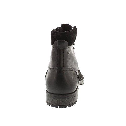 Jack & Jones Herren Schnürboots Boots Stiefeletten Echtleder