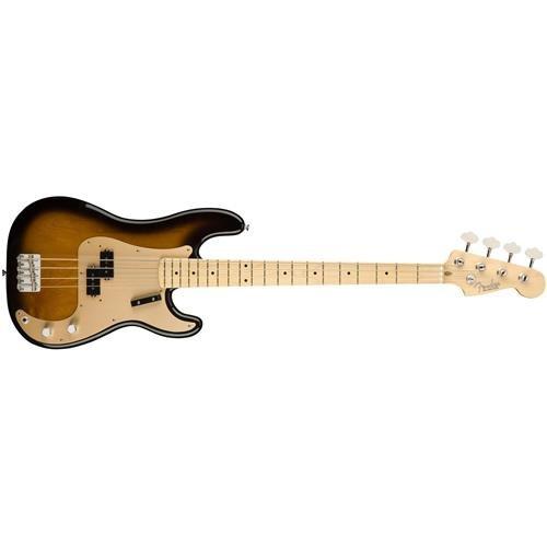 Original Precision Bass (AMERICAN ORIGINAL '50S PRECISION BASS with Maple Fingerboard, 2-Color Sunburst)