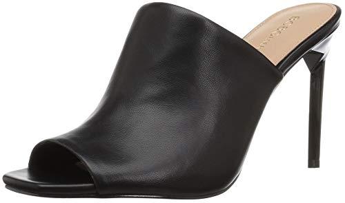 BCBGeneration Women's Ivy Heeled Sandal, Shell Leather, 8 M US
